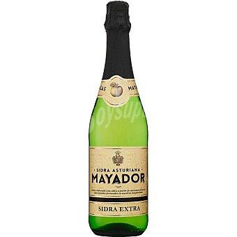 Mayador Sidra espumosa extra asturiana Botella 75 cl