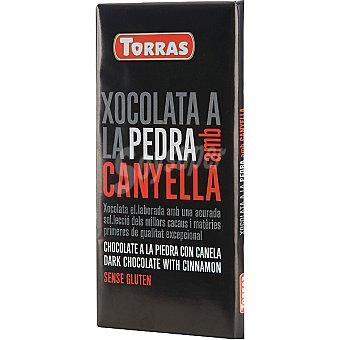 Torras Chocolate negro a la piedra Tableta 150 g
