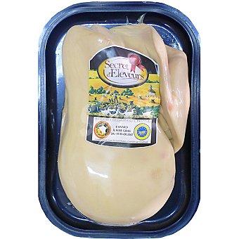 LINEA ALIMENTARIA Foie fresco de pato peso aproximado envase 400 g Envase 400 g