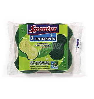 Spontex Frotaspon duo 2 unidades