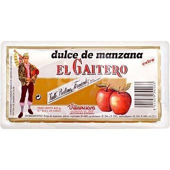 El Gaitero Dulce de manzana Paquete 400 g