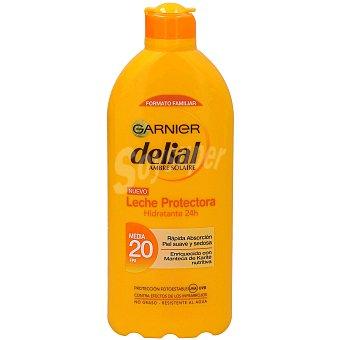 Delial Garnier Leche solar fp 20 400 ml
