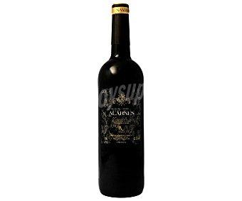 Alarnes Vino tinto crianza con denominación de origen Navarra Botella de 75 cl