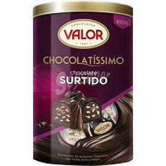 Valor Chocolatissimo surtido Lata 250 g