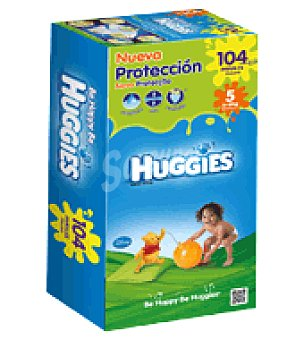 Huggies Pañal Cajón T5 13 18 Kg.