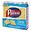 Crackers sin sal 560 g Gran Pavesi