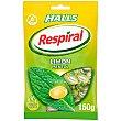 Caramelos sabor menta limón Respiral 150 g Respiral