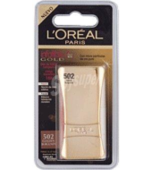 L'Oréal Brillo de labios infalible Sti Gold Nª 502 1 ud