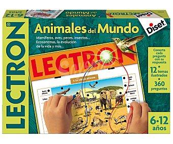 Diset Surtido de juegos infantiles educativos Lectrón diset