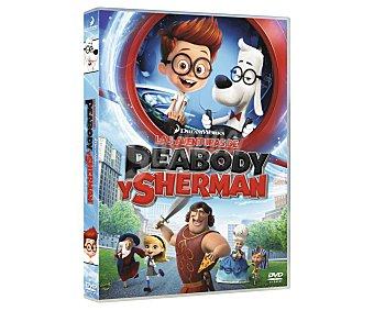 Fox´s Película en Dvd Las aventuras de Mr. Peabody & Sherman. Género: Animación. Aventuras de Mr. Peabody