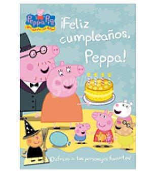 Feliz cumpleaños peppa
