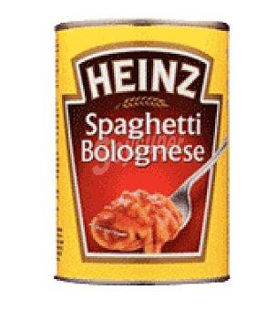 Heinz Espaguetti boloñesa 400 g