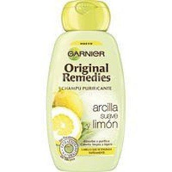 Original R Original Remedies Champú purificante arcilla suave y limón 250 ml