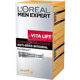 L'OREAL MEN EXPERT Vita Lift Crema hidratante piel normal dosificador 50 ml 50 ml