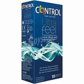 Control Preservativo ultrafeel Caja 10 unid