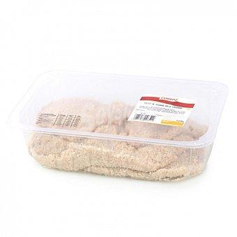 Coren Filete de Pechuga de Pollo Empanada 1 Kg aprox Bandeja de 1 kg aprox