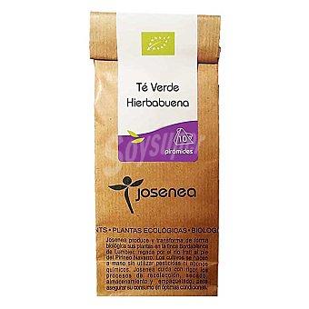 Josenea Té verde con hierbabuena 10 ud