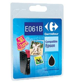 Carrefour Cartucho tinta CFE061B negro carrefour
