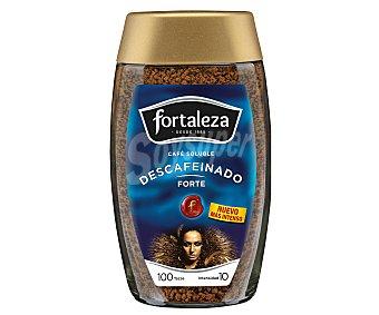 Fortaleza Café soluble descafeinado Frasco de 200 g