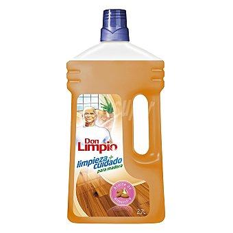 Don Limpio Limpiador Madera 2,7 litros