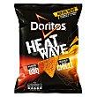 Snack de barbacoa y chili heat wave 150 g Doritos Matutano