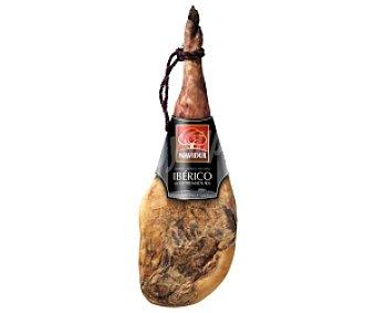 Navidul Jamon cebo iberico 50% raza iberica 6,7-7,5KG