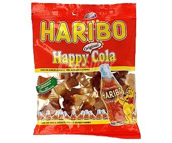 Haribo Caramelos de goma con forma de botella de cola 200 Gramos