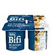Yogur Bifi Activium con melocotón Pack 4 x 125 g Kaiku