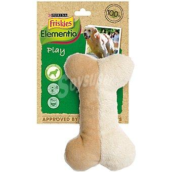 Friskies Purina Juguete para perros medianos con forma de hueso  1 unidad