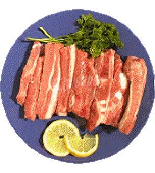 Carrefour Troceado de costillas de cerdo para guisar Bandeja de 530.0 g.