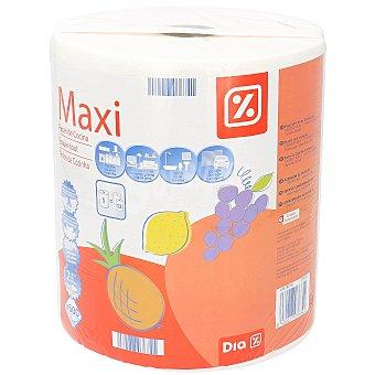 DIA Papel de cocina maxi 600 servicios rollo 1 ud Rollo 1 ud