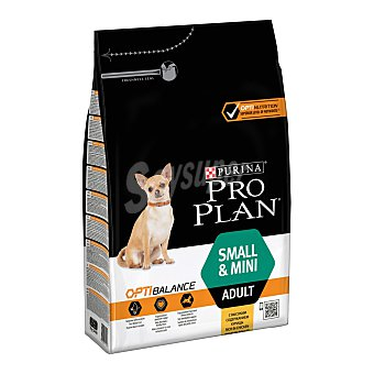 Pro plan opti Pienso para perros adultos Purina Pro Plan Opti Balance Small & Mini pollo 3 Kg