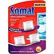 Limpia lavavajillas Pack 3 dosis Somat