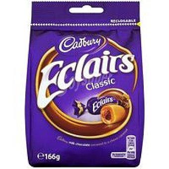Cadbury Caramelos de chocolate eclairs Bolsa 180 g