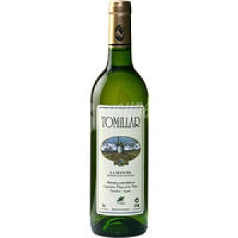 Tomillar Vino Blanco Botella 75 cl