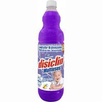Disiclin Limpiahogar higienizante lavanda Botella 1,2 litros
