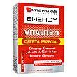 Complemento alimenticio Vitalité 4 20 ud 20 ud Forté Pharma - Energy