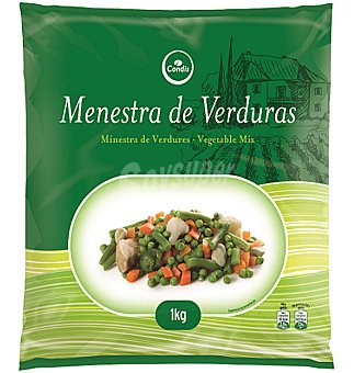 Condis Menestra verduras 1 KGS