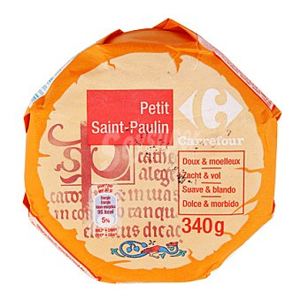 Carrefour Queso petit saint-paulin 340 g