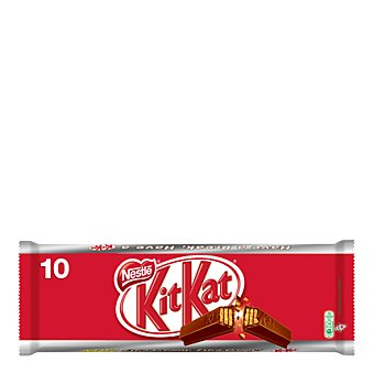 Kit Kat Nestlé Barra chocolate y galleta Mega Break Nestlé 10 ud
