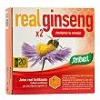 Real ginseng Pack de 2x100 ml Santiveri