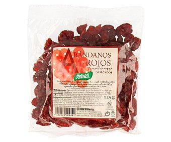 Santiveri Arándanos rojos desecados Bolsita 125 g