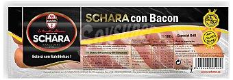 Michael Schara Salchicha con bacon 2 unidades (180 g)