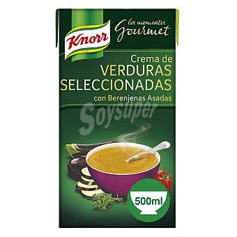 Knorr Crema selecta de verduras Brik 500 ml