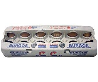 SOC. BURGOS Huevos clase XL 12 Unidades