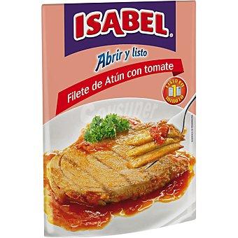Isabel Filete de atún con tomate Sobre de 150 g