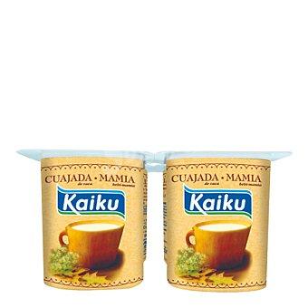 Kaiku Cuajada Pack de 4x125 g