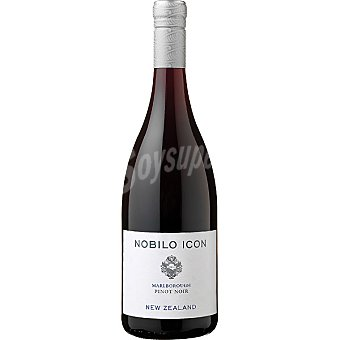 NOBILO ICON Vino tinto pinot noir de Nueva Zelanda Botella 75 cl