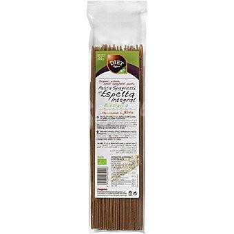 Diet Rádisson espagueti de espelta integral ecológico paquete 250 g