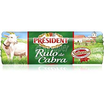 President Rulo de queso de cabra. Sainte Maure 200 g